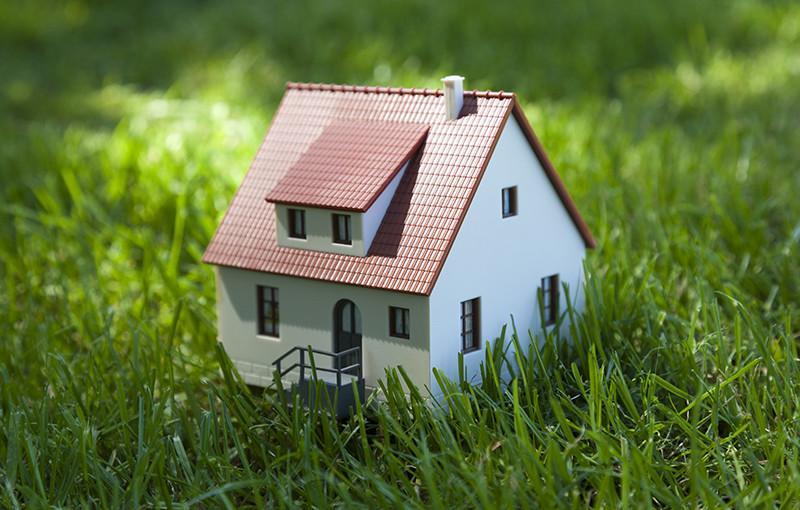 Little house on green grass| EverDry Toledo