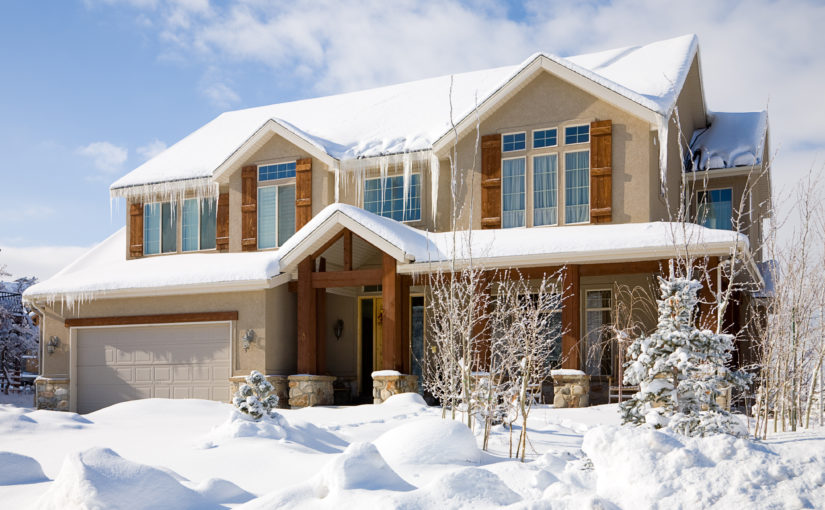 Prevent Frozen Pipes & Water in Your Basement During Winter Vacation