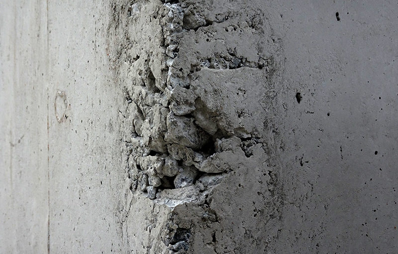 What Is Concrete Honeycombing? How Do You Repair It?
